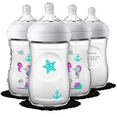 SCF659/47 - Philips Avent  Natural baby bottle