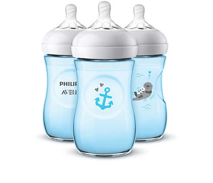 Philips Avent Otter Bottles