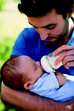 Avent Szklana butelka dla niemowląt Natural