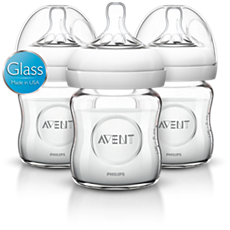 SCF671/37 Philips Avent Natural glass baby bottle