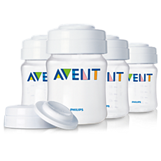 SCF680/04 - Philips Avent  Avent Breast Milk Containers
