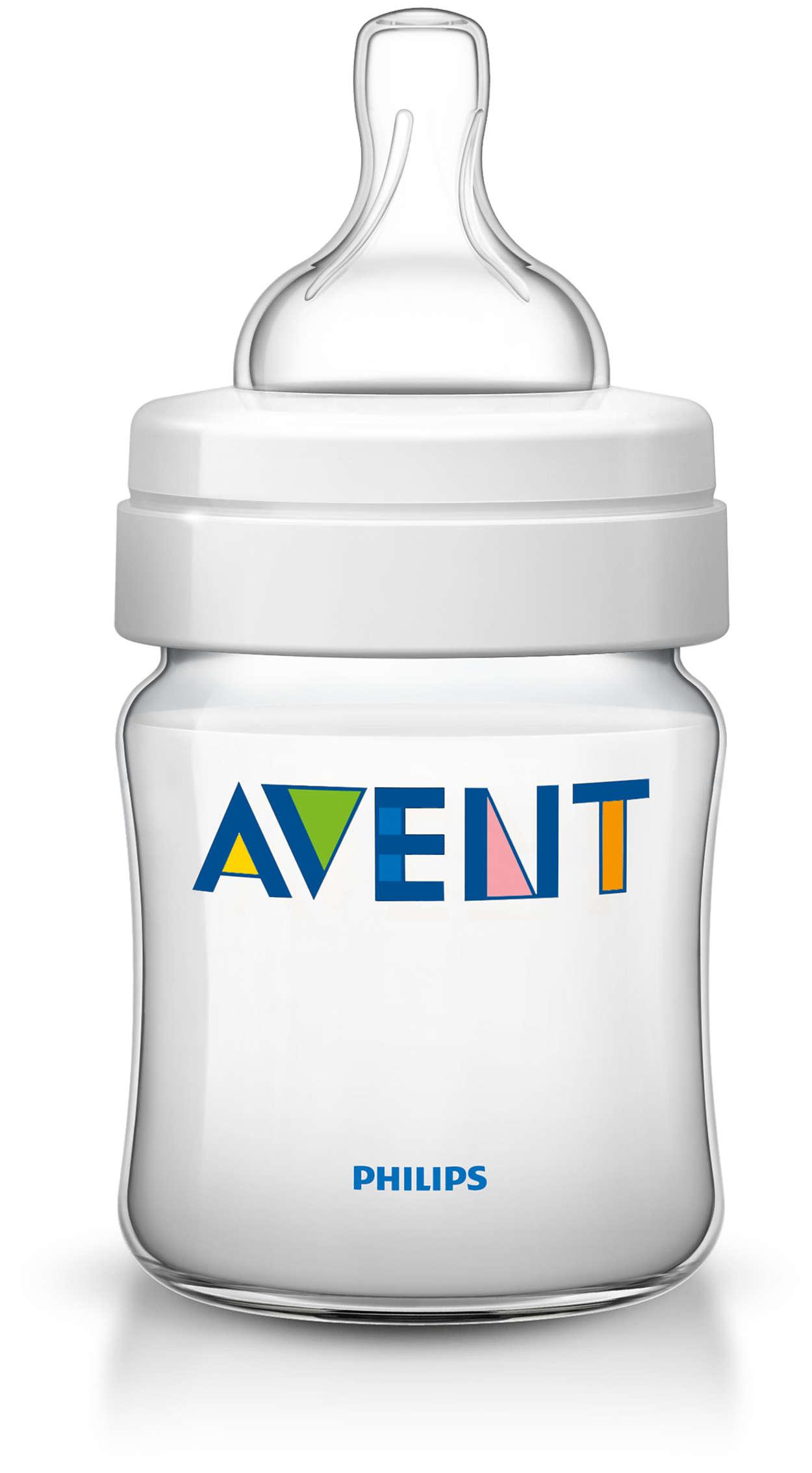 Avent Baby Bottle Nipples 45