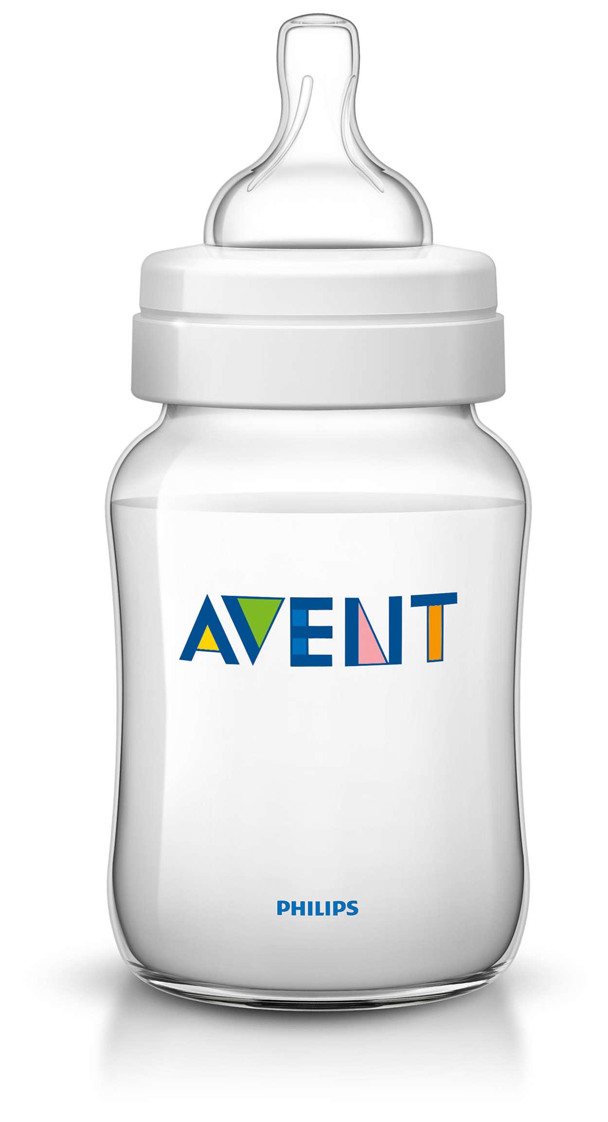 Clínicamente probado, reduce los cólicos y las molestias*