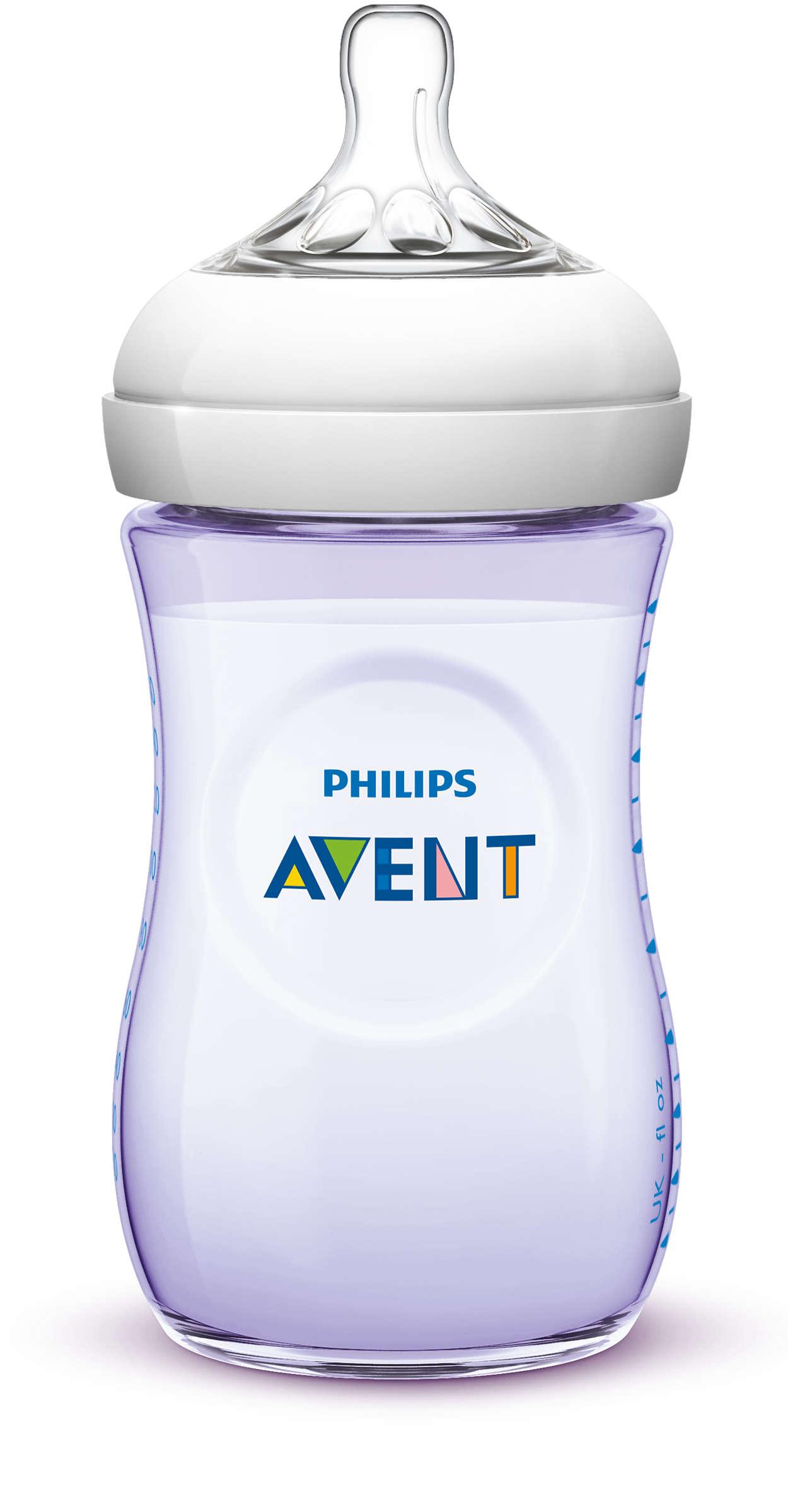 Den mest naturlige måde at give flaske på