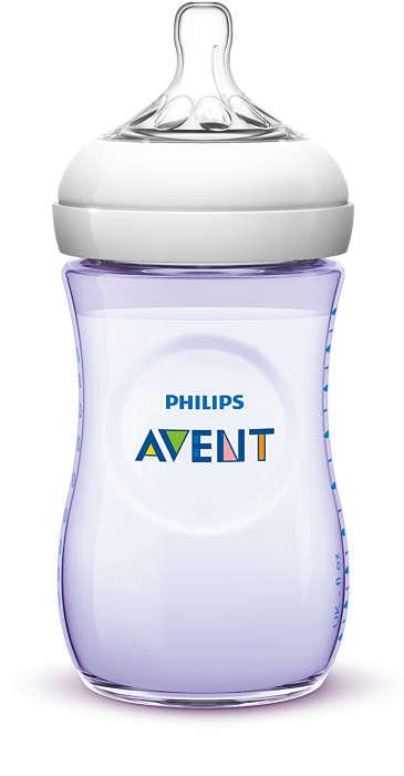 Die Flasche nach dem Vorbild der Natur