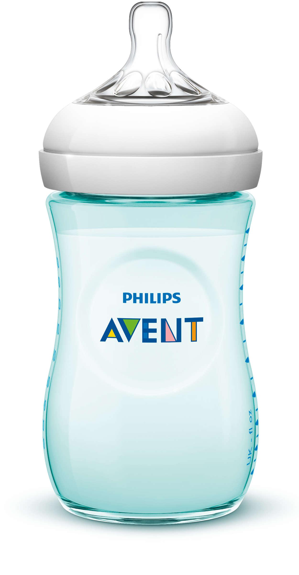 Den mest naturlige måten å mate med flaske på
