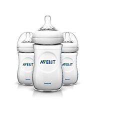 SCF693/37 - Philips Avent  Butelka dla niemowląt Natural