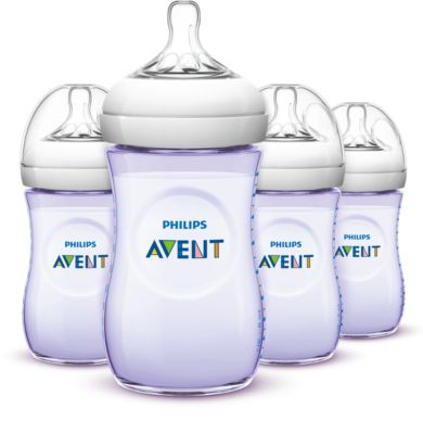 Natural baby bottle & Natural baby bottle SCF693/43 | Avent