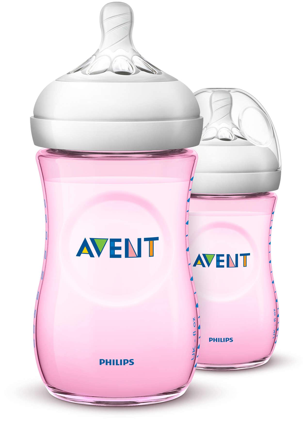 Cara paling alami untuk memberikan susu dengan botol