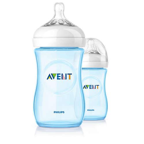 Avent Naturnah-Babyflasche