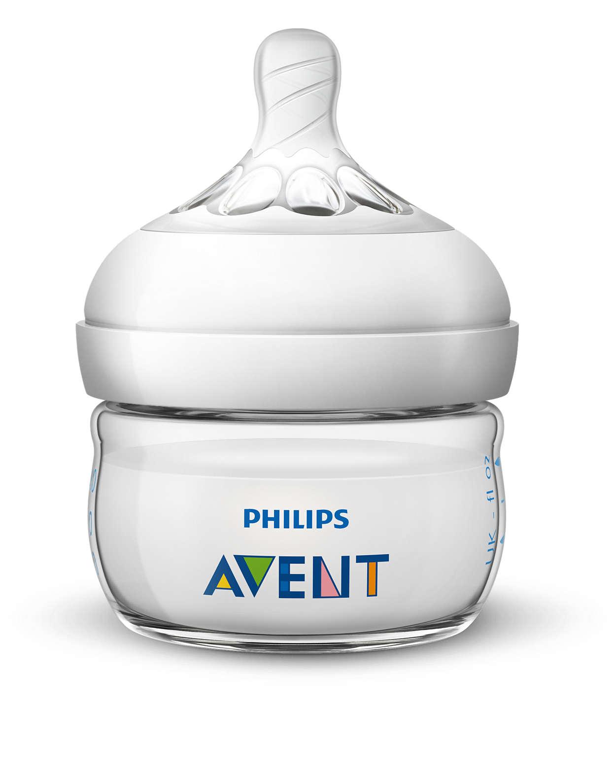 모유수유, 혼합수유에 가장 적합한 젖병