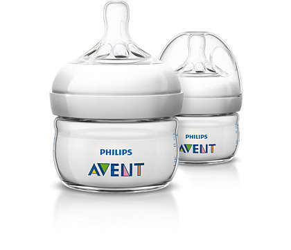 Ideal for newborns and preemies*