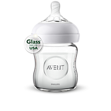 SCF701/17 - Philips Avent  Natural glass baby bottle