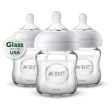 SCF701/37 Philips Avent Natural glass baby bottle