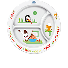 SCF702/00 Philips Avent Toddler divider plate 12m+