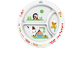 Philips Avent Toddler divider plate 12m SCF702 00 White