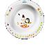 Avent Nagy tányér totyogóknak 12 h+