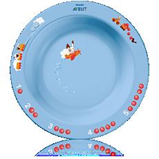 SCF704/01 - Philips Avent  Plato hondo grande infantil (12m+)