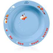 Avent Детская тарелка большая 12 мес+