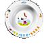 Avent Kis tányér totyogóknak 6 h+