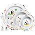 Avent Комплект съдове за малки деца, 6 м +