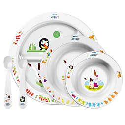 Avent Toddler mealtime set 6m+