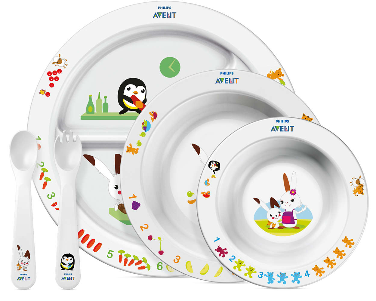 Örömteli tanulás, evésre ösztönzi a babát