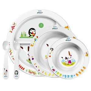 Avent Måltidsset för småbarn, 6 m+