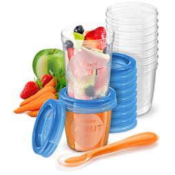 Avent Úložný pohárek na potraviny
