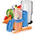 Avent Kop til opbevaring af mad