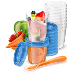 Avent Food storage cup