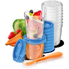 SCF721/20 Philips Avent Food storage cup