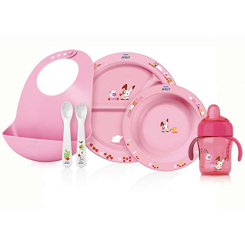 Avent educatieve set