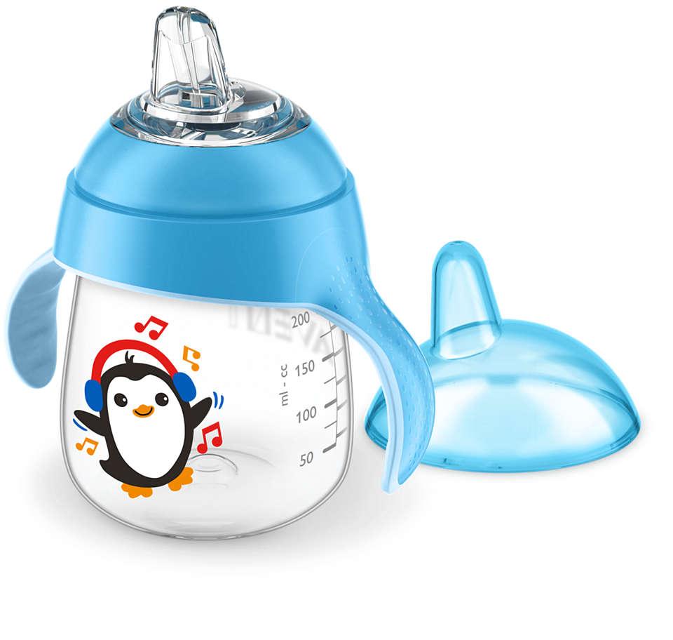 Отпиване без протичане