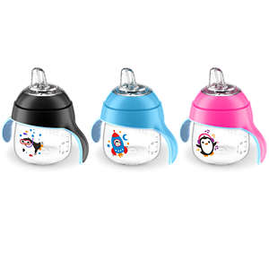 My Little Sippy Cup 7oz/200ml 6m+ 2-pack Spout Cup