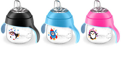 My Little Sippy Cup 7oz/200ml 6m+ Spout Cup