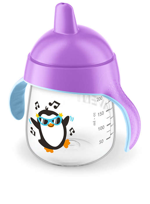 My little sippy cup