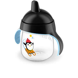 My Penguin Sippy Cup 9oz/260ml 12m+ Spout Cup