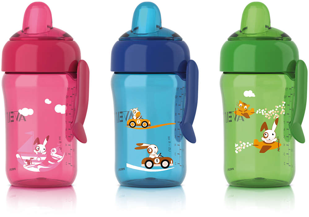 Ventil protiv prolijevanja održava čašicu higijenski čistom