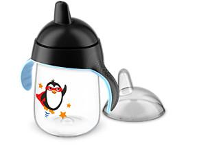 Philips Avent Spout Cup SCF755 03 Sip no drip 12oz 340ml 18m