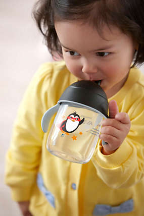 Avent Pingvinmugg