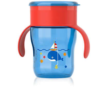 有助于过渡到成人的饮水方式