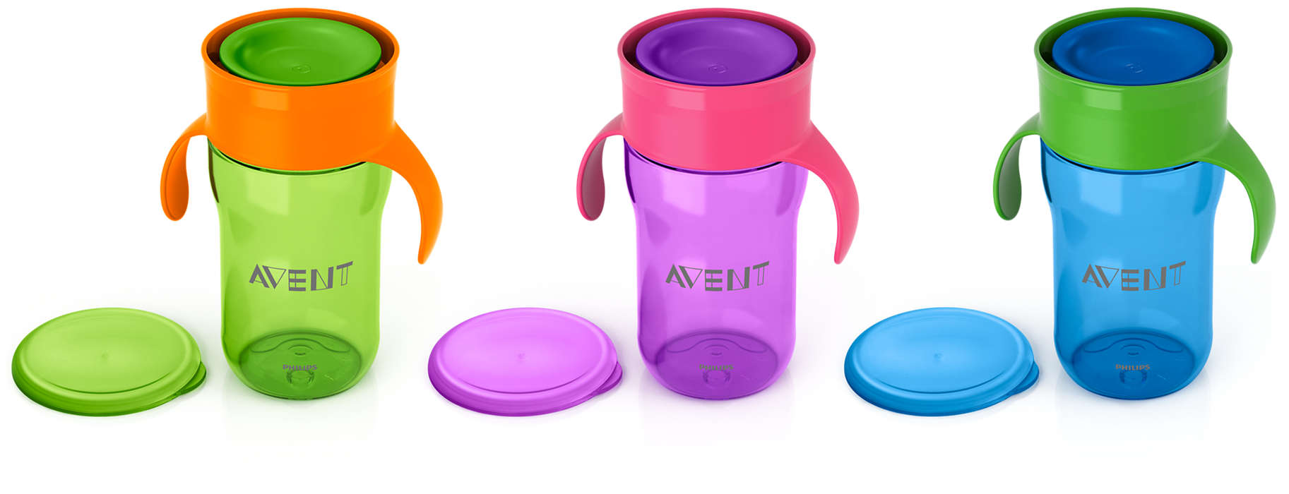 Mukista juomisen harjoitteluun