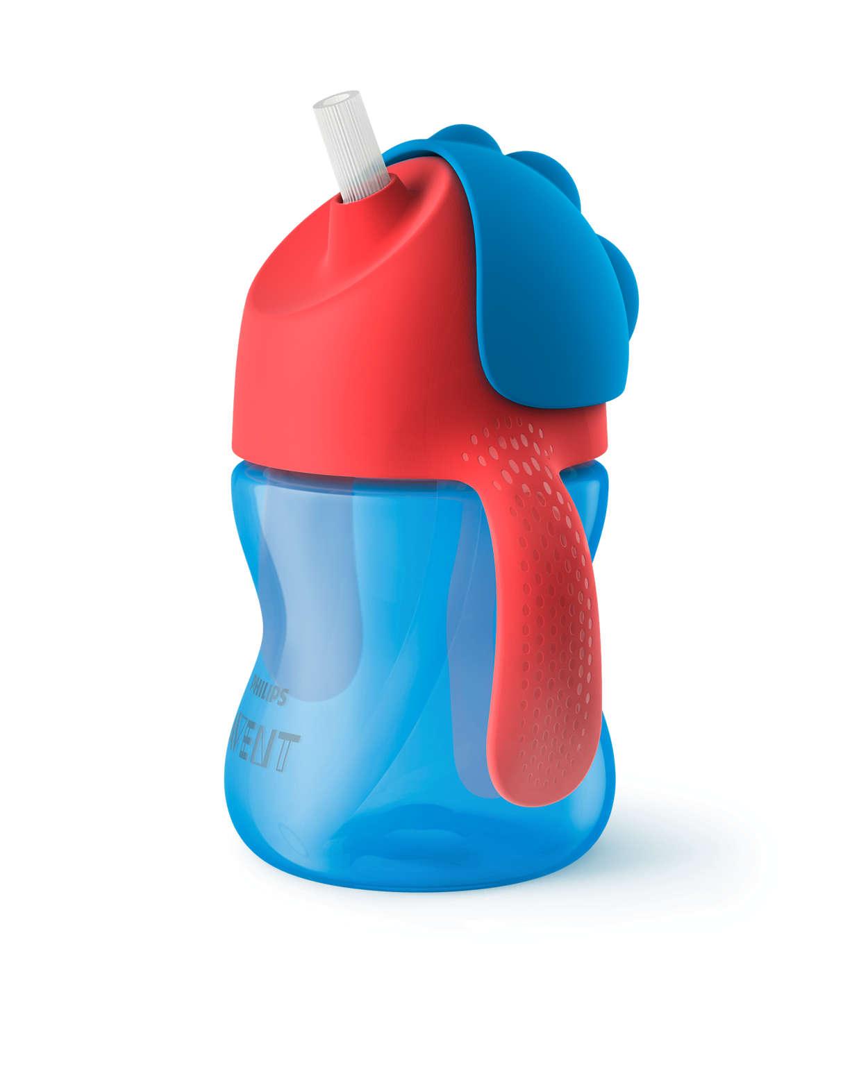 Sudaro sąlygas sveikam burnos vystymuisi*