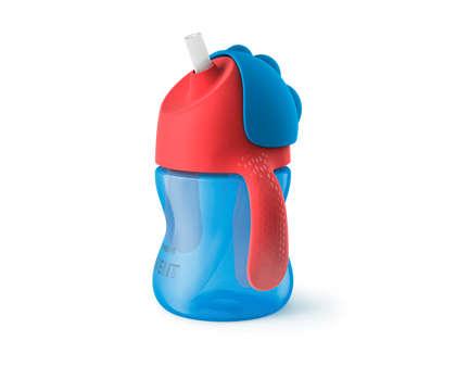 Способствует правильному развитию полости рта*