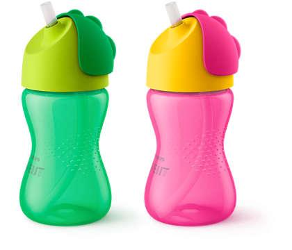 Allows healthy oral development*