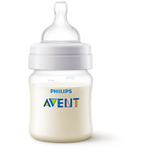 Anti-colic baby bottles