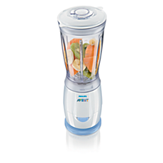 SCF860/20 - Philips Avent  Avent Miniblender and Feeding Set