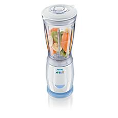 SCF860/24 - Philips Avent  Mini-blender et coffret repas Avent