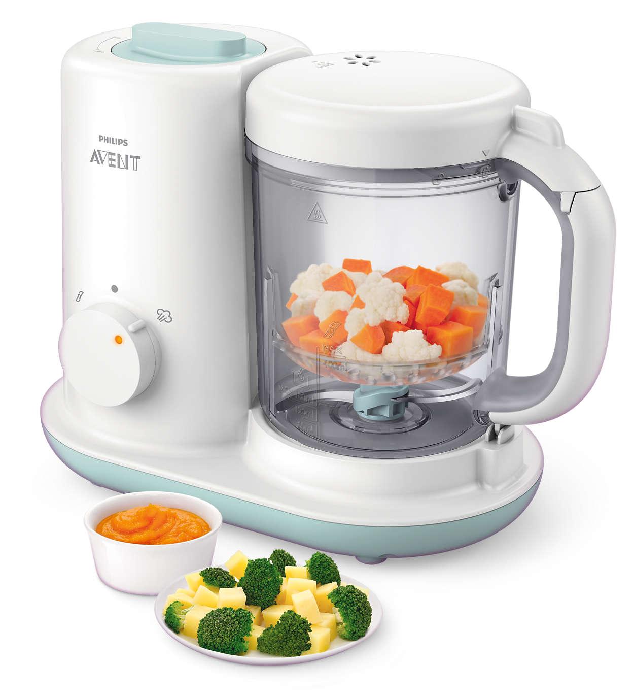 Essential Baby Food Maker